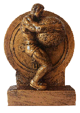 STRONGMAN TROPHIES / MEDALS  /  PLAQUES