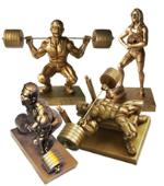 powerlifting trophies,trophys,bench press trophies
